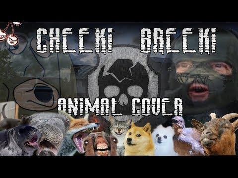 STALKER - Bandit Theme CHEEKI BREEKI (Animal Cover) [ONLY ANIMAL SOUNDS]
