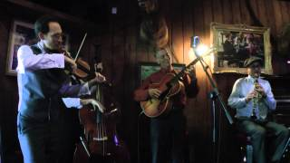 """SARATOGA SWING"": THE IVORY CLUB BOYS (March 2, 2014)"