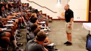 Team 117: Tennessee Training Camp