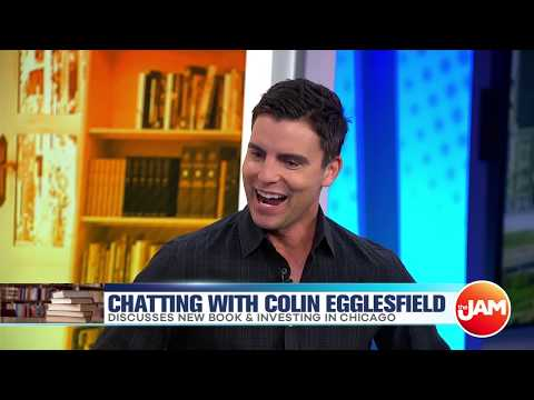 Chatting With Colin Egglesfield