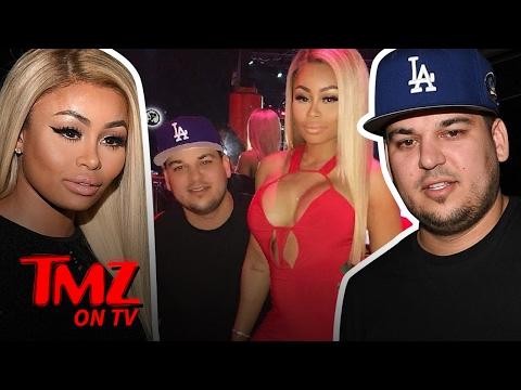 Rob Kardashian & Blac Chyna Having Relationship Troubles? (TMZ TV)