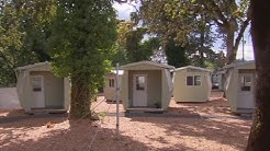 Veterans Village housing project opening in Clackamas County