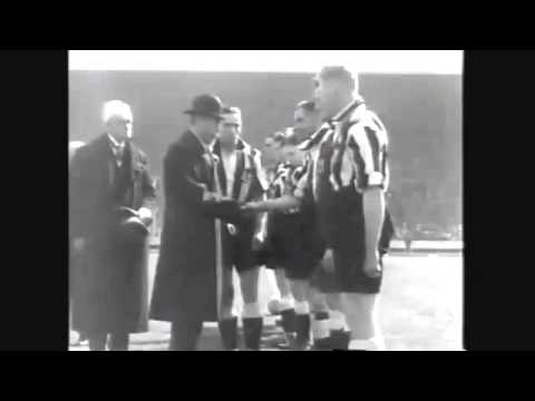 Final de la FA Cup de 1932 (23/4/1932): NEWCASTLE UNITED- ARSENAL
