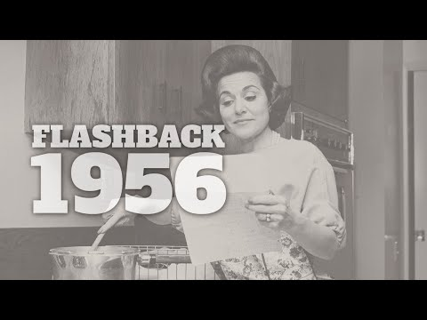 Download Flashback to 1956 - A Timeline of Life in America
