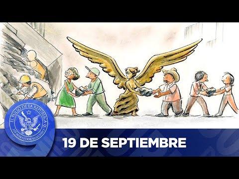 19 DE SEPTIEMBRE - EL PULSO DE LA REPÚBLICA