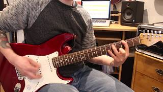 'indecisive' demonstration - rock school guitar grade 3
