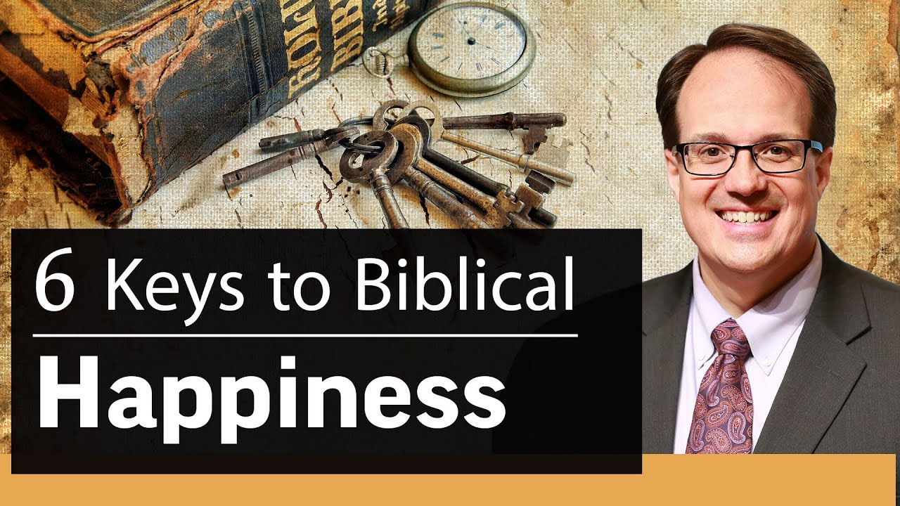 (SDA Sermon) 6 Keys to Biblical Happiness by Pastor Chris Holland