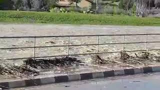 Υπερχείλιση ποταμού Σερράχη