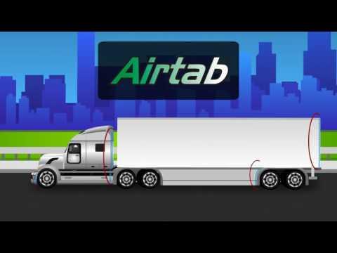Airtab Fuel Savers for Semi Trucks | Iowa80.com