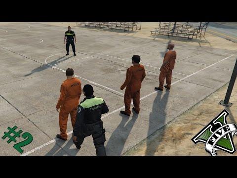 DE GROTE ONTSNAPPING!! [GTA 5] - KillaJ (KillaJ RP) Ep 2