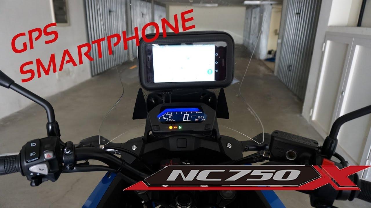 ncx  gpssmartphone mount youtube