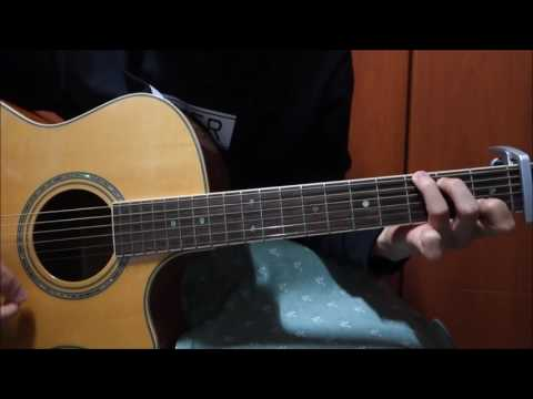 wherever you will go - the calling (boyce avenue version)guitar chord / guitar