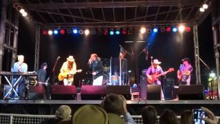 The Marshall Tucker Band  @ The Georgia National Fair Oct 14th 2015