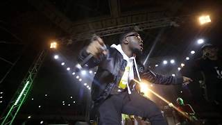 KO C performance at Dadju's concert at Palais des sports (Directed by Trey Din)