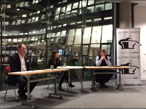 Closing debate on Britain's exit from the EU - The York Union