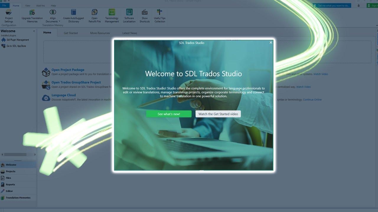 Didacticiels à la demande, conseils et astuces avec SDL Trados Studio 2019