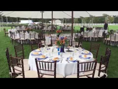 Outdoor Farm Weddings In New Jersey