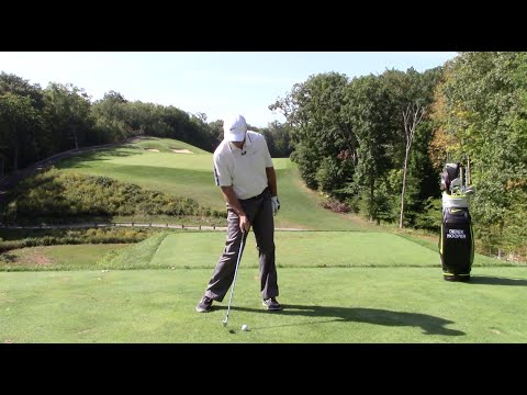 Golf Lessons – More powerful golf swing