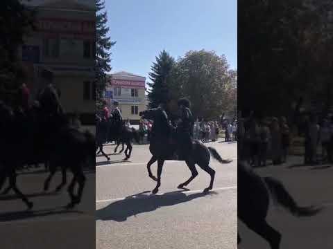 ДЕНЬ ЧЕРКЕССКОГО НАРОДА И ДЕНЬ ГОРОДА БАКСАН В КАБАРДИНО-БАЛКАРИИ