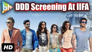 Special Screening Of 'Dil Dhadakne Do' At 'IIFA 2015'