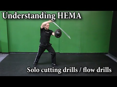 Solo cutting patterns / flow drills - Understanding HEMA