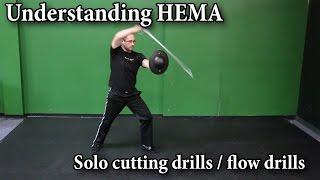 Solo cutting patterns / flow drills - Understanding HEMA