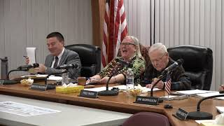December 4, 2019 Schuylkill Township Board of Supervisors