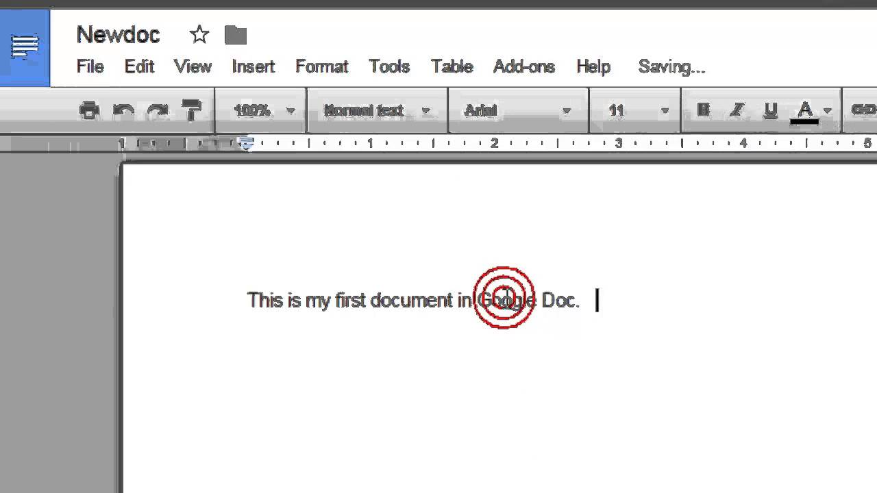 How To Change The Language In Google Docs Youtube
