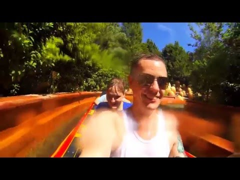 Island of Adventure - Dudley Do-Right's Ripsaw Falls Ride