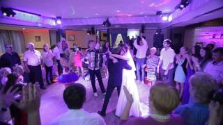 Тамада-Ведущий на свадьбу в барнауле, Новосибирске Максим и Олеся КириленКо муз.блок
