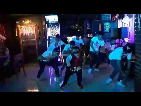 Breakdance Kid Rainheart Januario & Papua Original