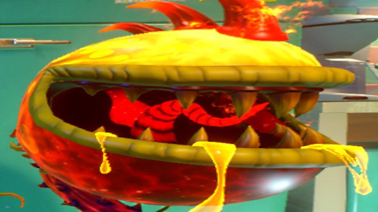 Plants vs Zombies Garden Warfare 2 - FIRE CHOMPER Gameplay ...