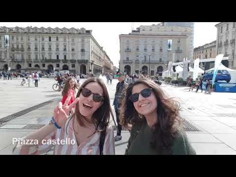 WOW air travel guide application TURIN