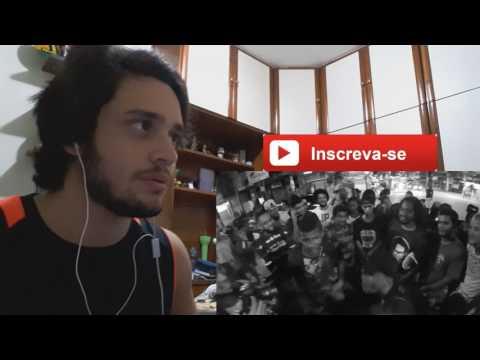 Batalha da escadaria #102 | Faxa x Knust (RJ) Final (REAÇÃO/ANÁLISE)