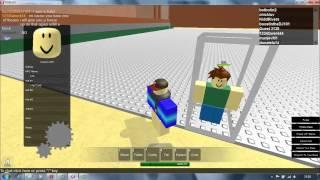 [Roblox] How to use costom npc's [sandbox] (ULTRA VIP)