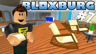 NEXT FLOOR! -ROBLOX Bloxburg English Ep 7