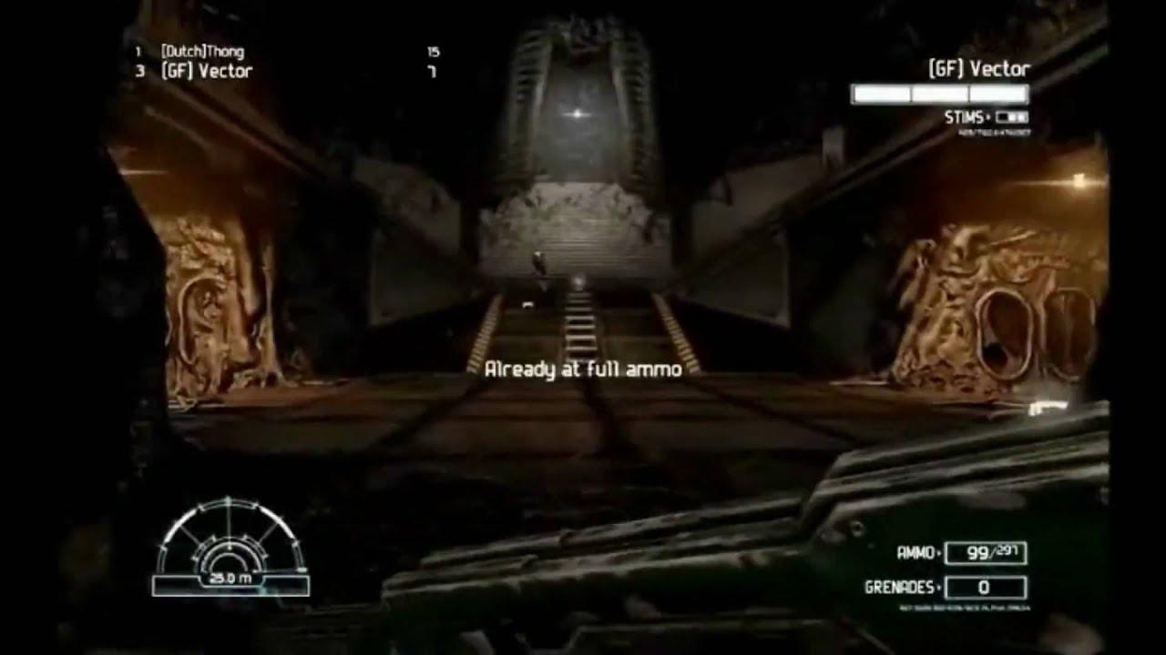 Funny Glitches and Stupid Stuff in Alien vs. Predator 2010