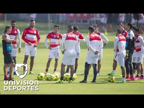 Así sería el once de Almeyda para enfrentar el partido de ida de las semifinales frente a Toluca
