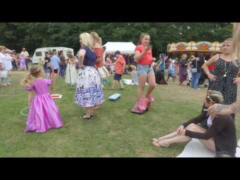 Llangollen Faery Festival 2016