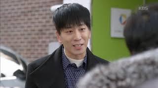 """하나뿐인 내편 - 최수종에게 빵집 차려준 강두 """"제발 받아주세요, 형님"""".20190120"""
