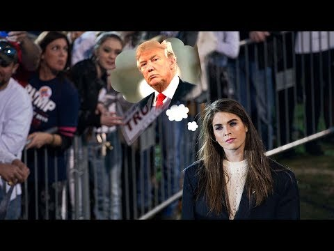 Hope Hicks  - Is She Donald Trumps -  Monica Lewinsky?