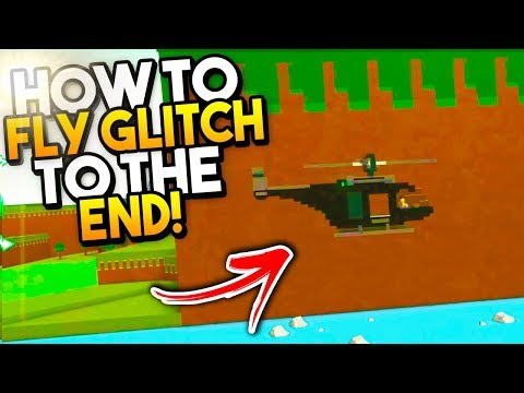 How To Do The HELICOPTER GLITCH! | Build A Boat For Treasure ROBLOX