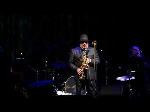 Magic Time - Van Morrison. James L. Knight Center. Miami, FL. Feb. 8, 2018