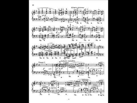 Mikhail Pletnev plays Tchaikovsky Les Saisons  6 Juin, Barcarolle