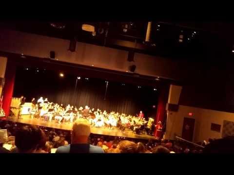 Constantine high school band