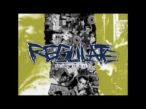 Regulate - Years of Rage EP