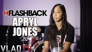 Apryl Jones on Her Past Relationship with Omarion (Flashback)
