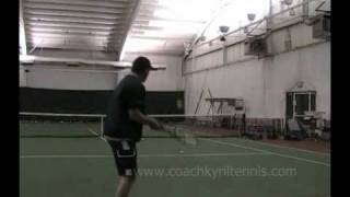 Forehand - How To Hit Powerful Forehands