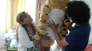 Gatobus y mi mama