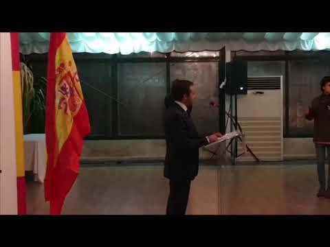 Presentación de VOX en la provincia Pontevedra